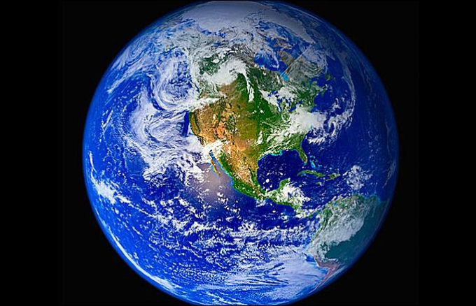 #планета  вращается