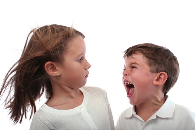 детская истерика