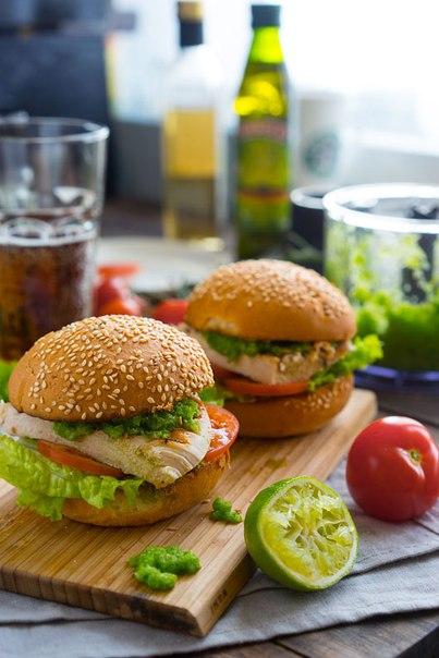 Как приготовить бургеры в домашних условиях?