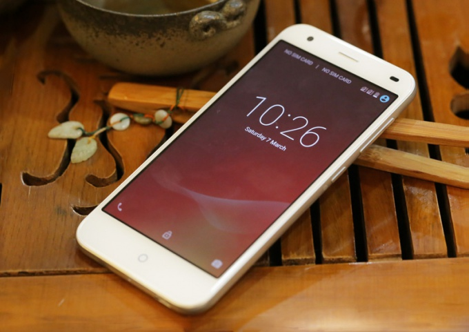 Smartphone ZTE Blade S6, review and features