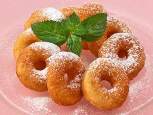 Как приготовить воздушные пончики