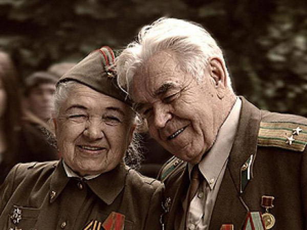 Where can you find the participants of the great Patriotic war