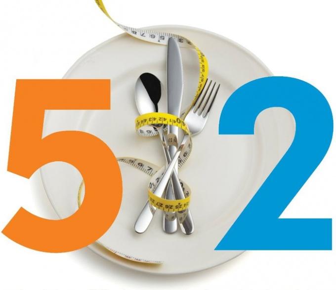 Как похудеть, не меняя пищевых привычек, или Схема 5:2