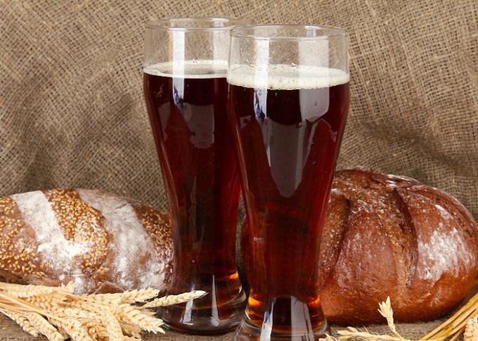 Как сделать домашний квас из черного хлеба