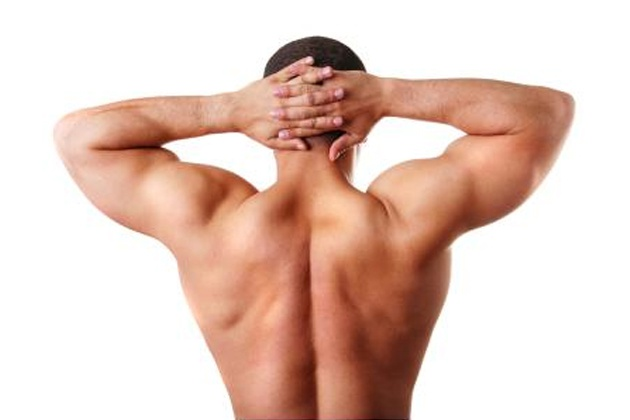 Накачанная спина - защита позвоночника и правильная осанка