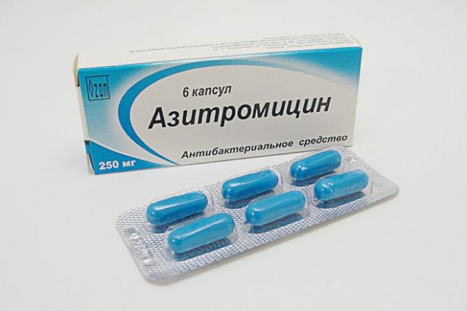 """Как принимать """"Азитромицин"""""""
