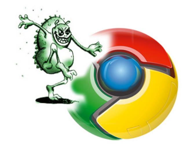 Как удалить вирус с браузера Хром