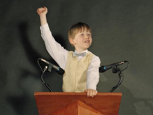 Как сделать из ребенка лидера