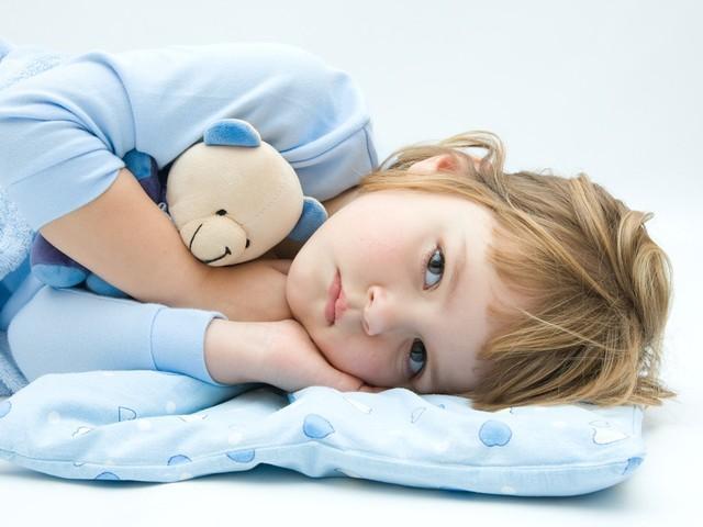 Что может быть причиной бессонницы у ребенка