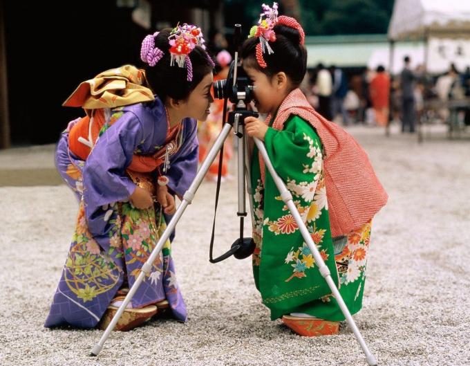 Популярные заблуждения о Японии