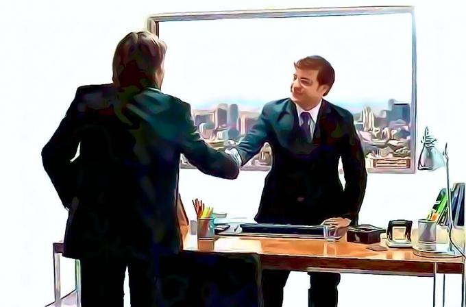 характер бизнесмена