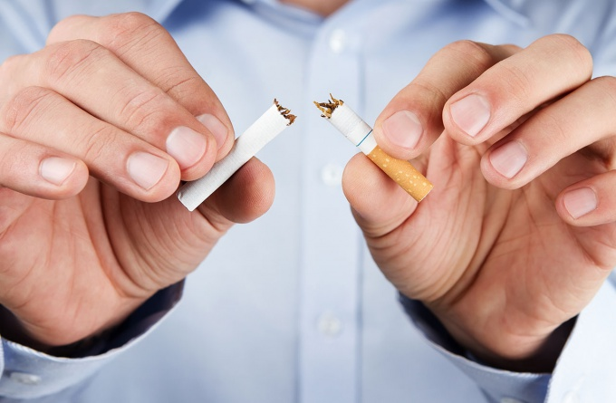 Learn how to quit Smoking on their own, if no willpower