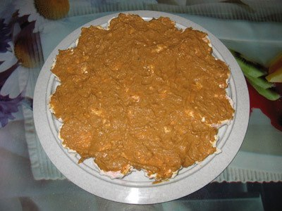 Торт без выпечки «Земфира»