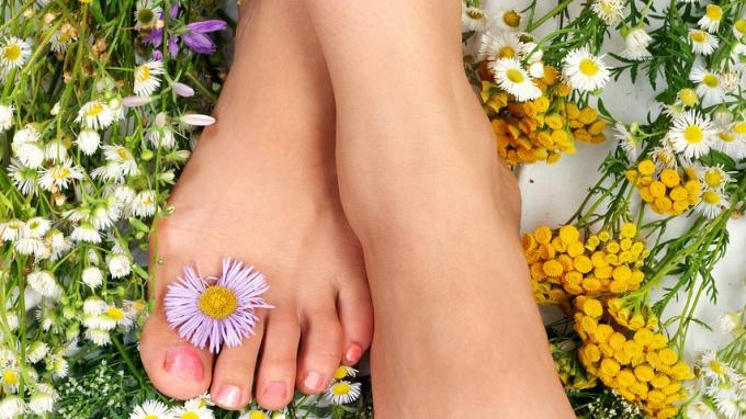 Treatment of nail fungus folk remedies