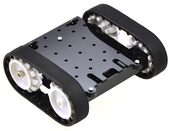 Roboblather Pololu Zumo chassis for a future Rover