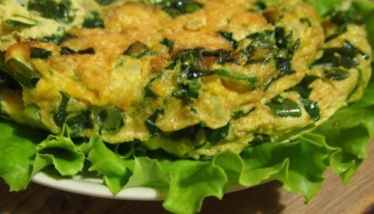 poleznye -  zavtrak - omlet - s -shpinatom - v -multivarke