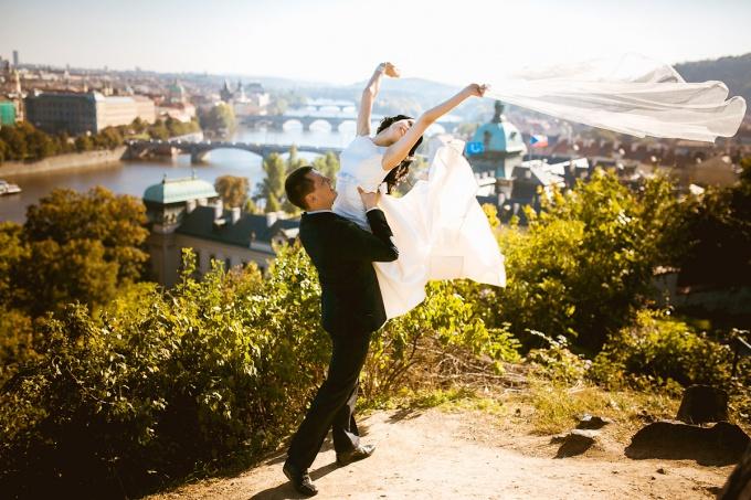 Как выйти замуж за иностранца и обрести счастье