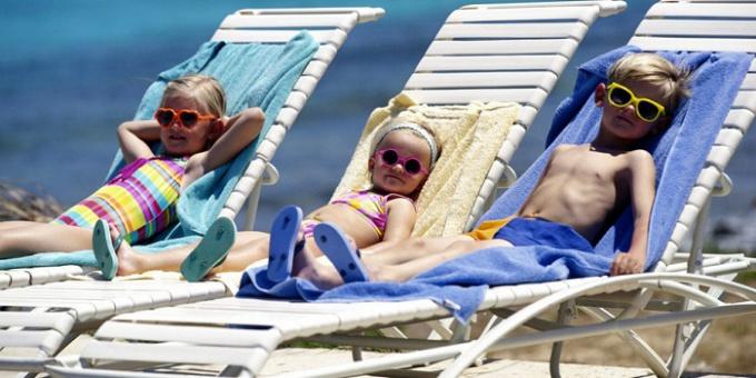 Где отдохнуть в Крыму с детьми