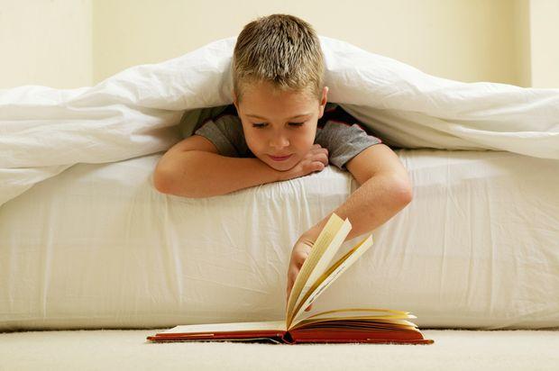 Как подружить ребенка и книгу