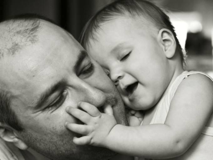 Роли отца в воспитании ребенка