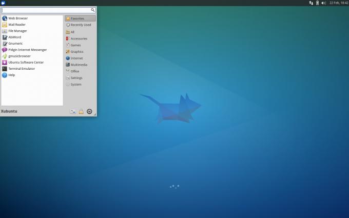 Xubuntu.