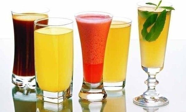 6 летних полезных напитков