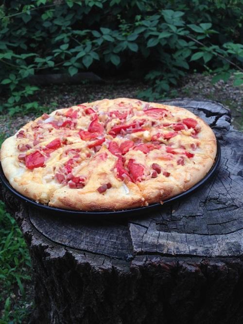 Пицца Го-го