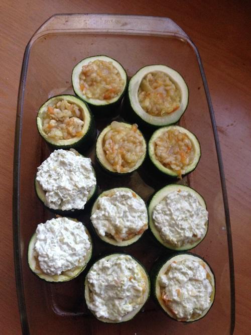 Как приготовить запеченные кабачки