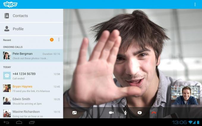 Как включить видеосвязь в скайпе