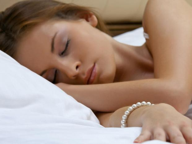 Снимки спящих редко бывают удачными