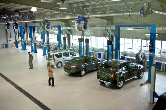 Proverka avtomobily na CTO