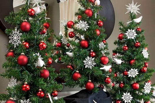 как украсить елку на новый год 2016