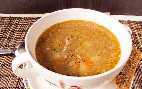 Суп из сайры