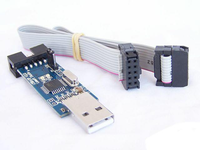 Устанавливаем драйвер программатора USBasp в Windows 10