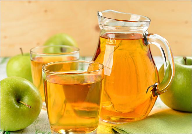 Как приготовить компот из яблок