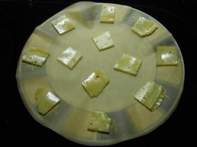 Как приготовить диетические чипсы