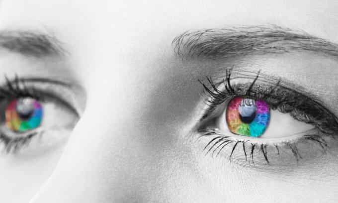 Как цвет глаз влияет на характер человека