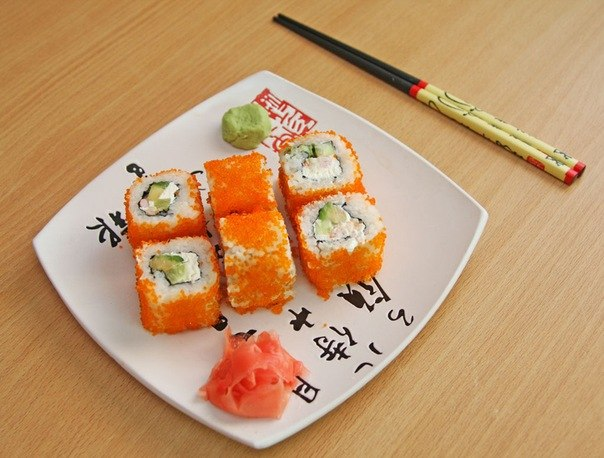 What rolls the most delicious?