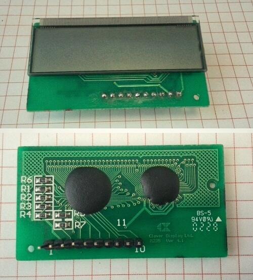 Жидкокристаллический экран Clover M235
