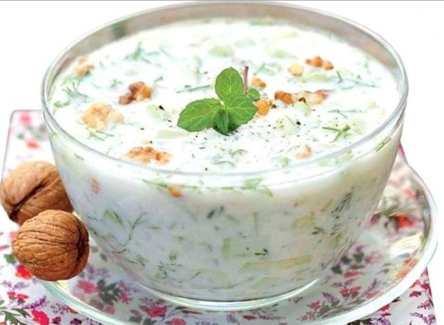 История и рецепты приготовления холодных супов