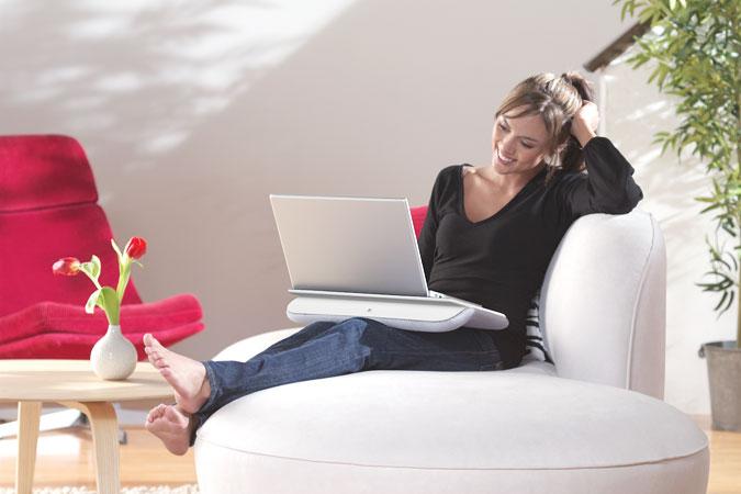Во время сна малыша отложите домашние дела и сконцентрируйтесь на работе