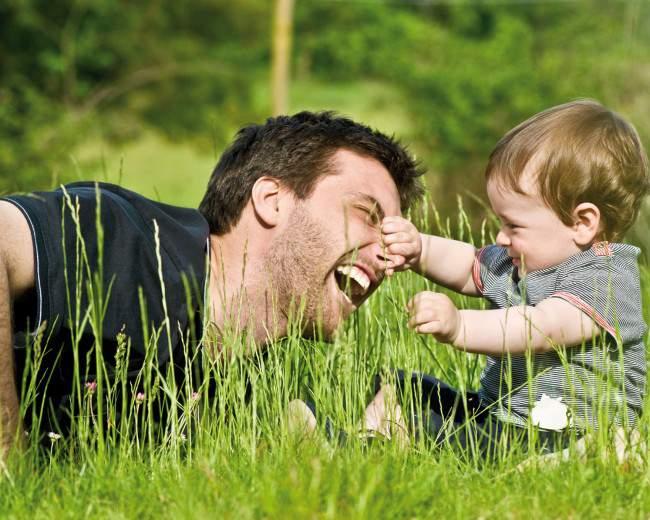 Выходные на природе - отличный способ расслабиться всей семьей