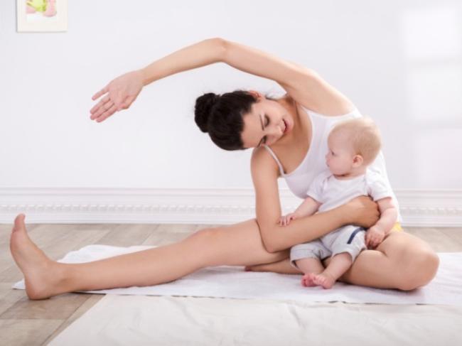 Как все успевать с малышом