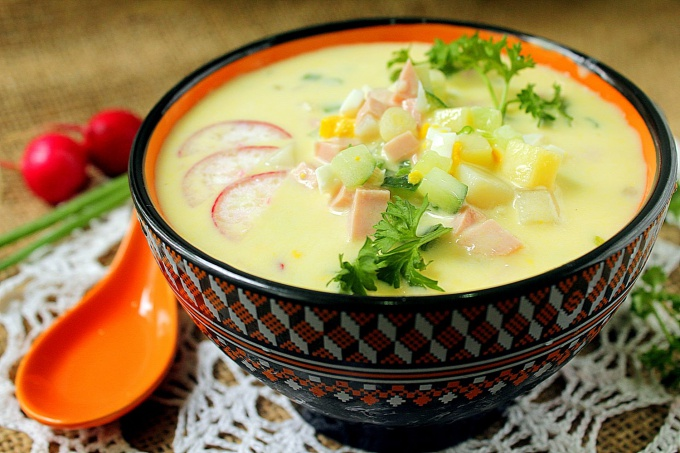 recipe okroshka