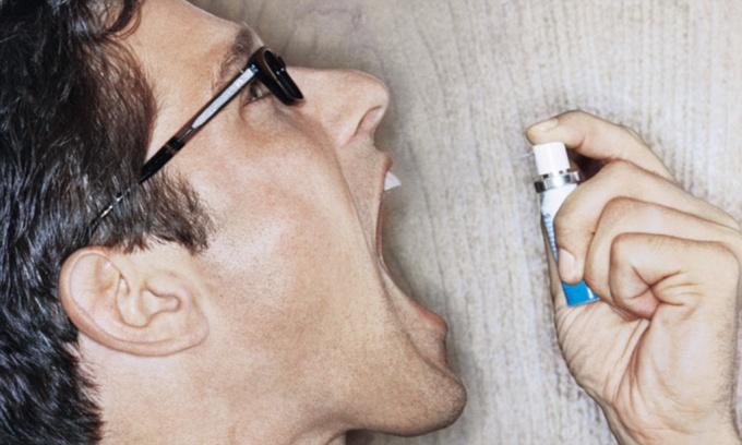 избавиться от запаха изо рта перекисью