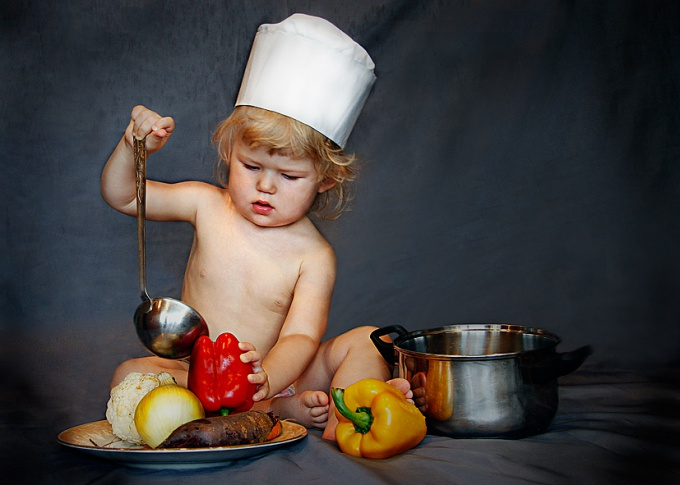 Заинтересуйте ребенка - и у него улучшится аппетит