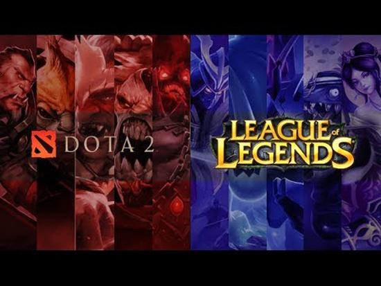 """В чем отличия """"Лига легенд"""" и """"Дота2""""?"""