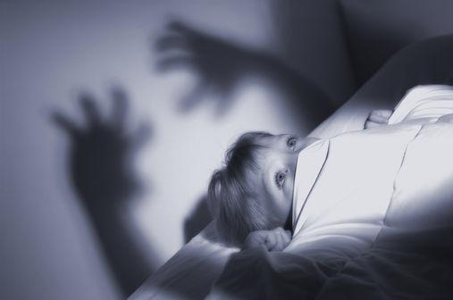 почему снятся кошмары