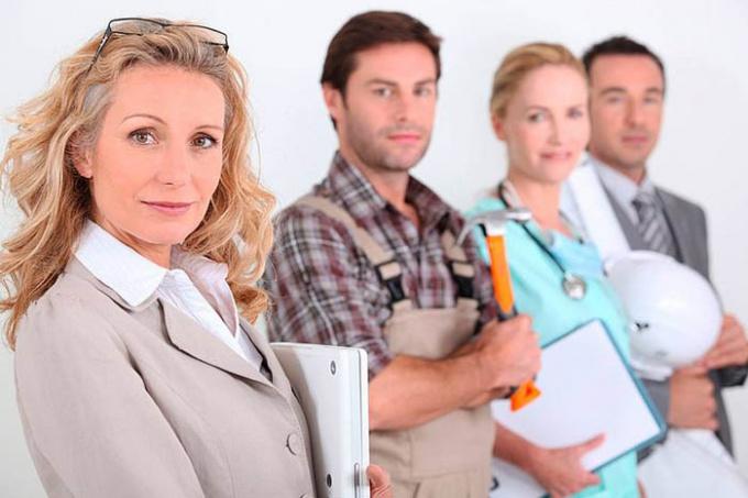 Выбор будущей профессии