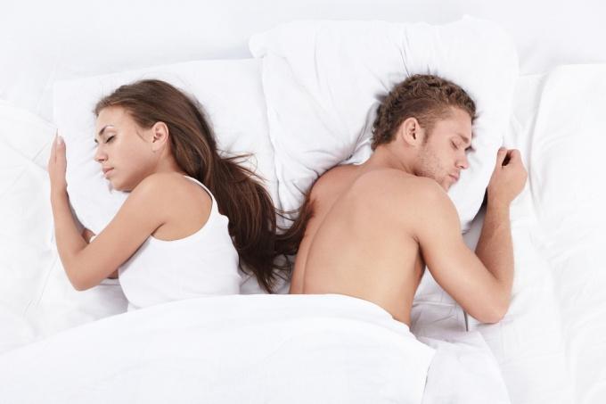 Влияние недостатка сна на супружеские отношения — Проблемы в браке